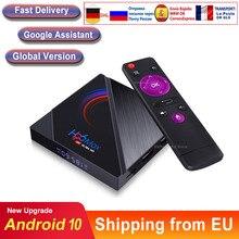 Smart Tv Box Set Media Speler Android 10.0 Quad Core H616 H96max Hd 4Gb 32Gb 64Gb Dual Wifi Android Tv Box Consoles 2020