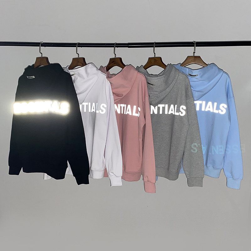 Fog ESSENTIALS Logo Printed Women Men Hoodies Sweatshirts Hiphop Streetwear Men Hoodie Winter Fleeces