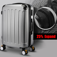 Cases Luggage-Case Spinner Travel 24-28inch Brand