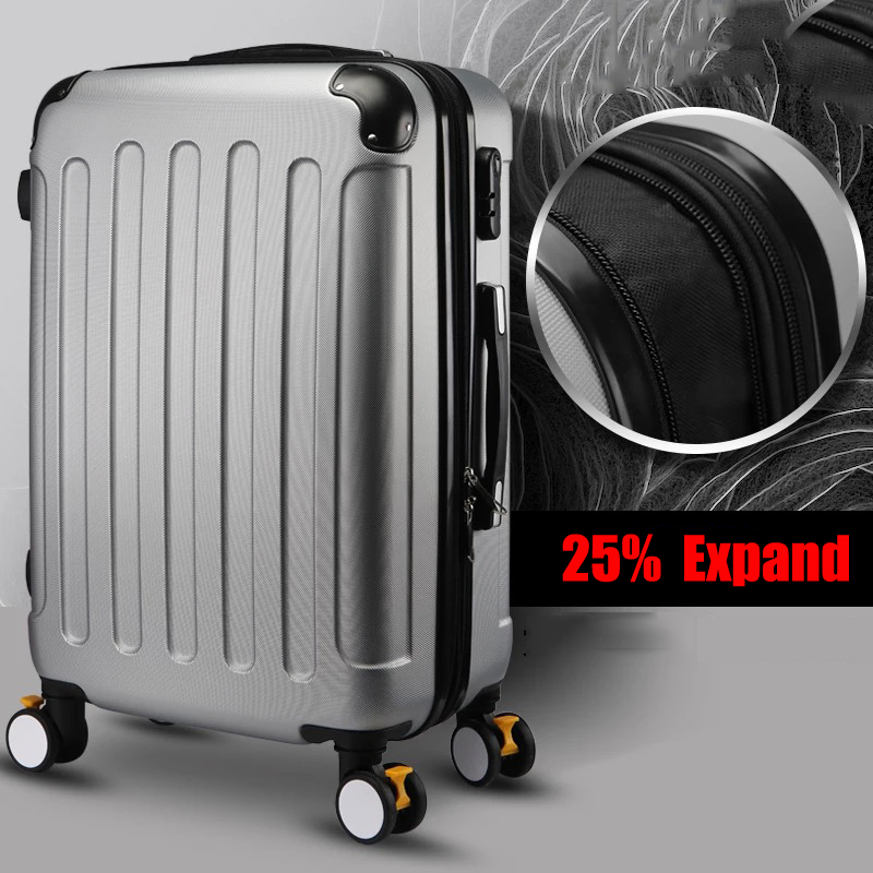 Brand 20 inch 24 28 inch Rolling Luggage Suitcase Boarding Case travel luggage Case Spinner Cases Trolley Suitcase wheeled Case