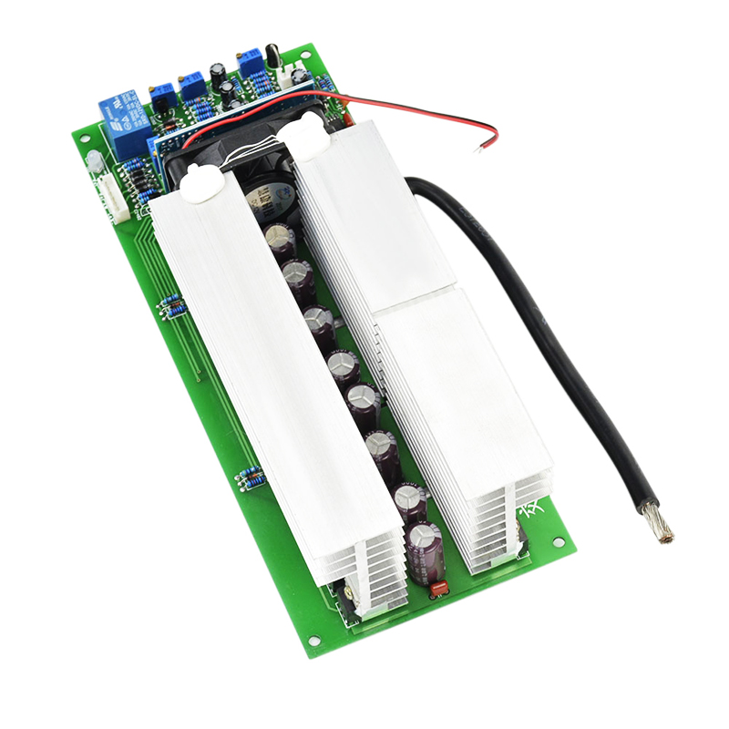 12V 24V 36V 48V 60V1000W 2000W <font><b>3000W</b></font> 5000w Pure Sine Wave Power Frequency <font><b>Inverter</b></font> <font><b>Board</b></font> Enough Power Circuit Protection H107 image
