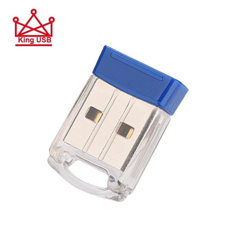 Mini USB Flash Drive Supper Small Pendrive Blue Style U Disk 4gb 8gb 16GB 32gb 64gb Pen Drive Tiny Memory Stick Free Shipping