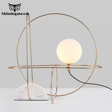 Modern Minimalist Table Lamp Nordic Creative LED Table Lights Study Bedroom Bedside Desk Lamp Avize Table Lamps for Living Room