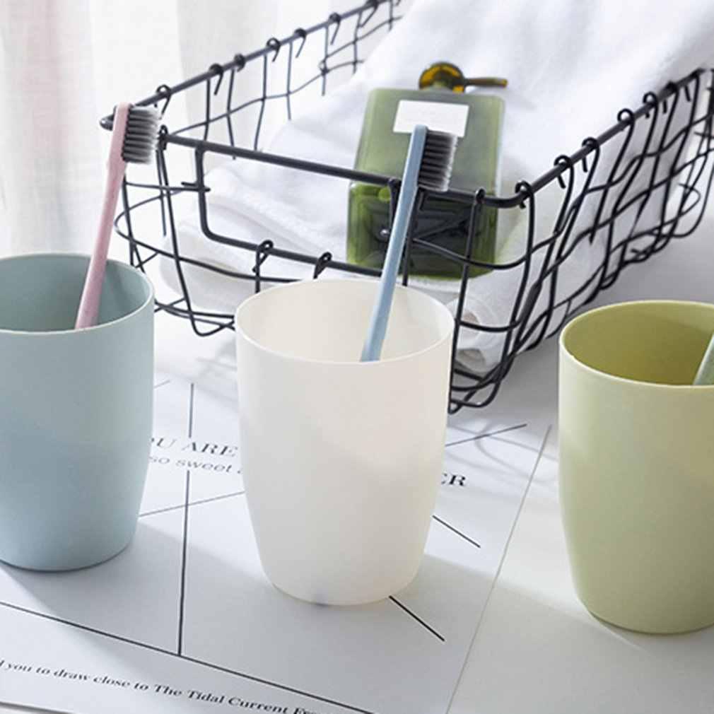 Przyjazna dla środowiska plastikowa łazienka Big Mouth Design uchwyt na szczoteczki do zębów puchar pary trwała myjnia kubek na szczoteczki do zębów butelka