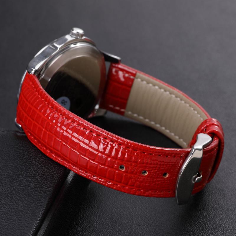 Women Men Watch Band 24mm 22mm 20mm Leather Watchband 18mm 16mm 14mm 12mm Wrist Watch Strap Bracelet Metal Buckle New Trend
