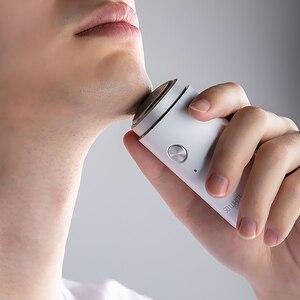 Image 5 - SOOCAS Afeitadora eléctrica ED1 para hombre, afeitadora portátil recargable por USB, lavable, en seco y húmedo