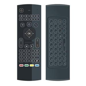MX3 Backlit Air Mouse Smart Re