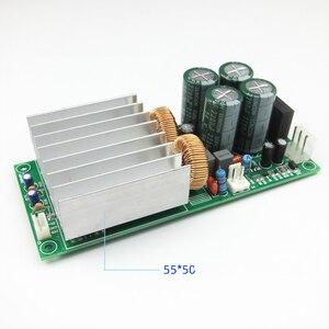 Image 3 - Lusya tda8950 placa amplificador digital 300w mono canal amplificador de áudio 8 ohm para amplificador de teatro em casa t1202