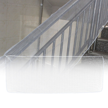 Kids stairs safety net netting protection Rail Balcony stair fence balcony baby fence stair net Decoration net Prevention Mesh