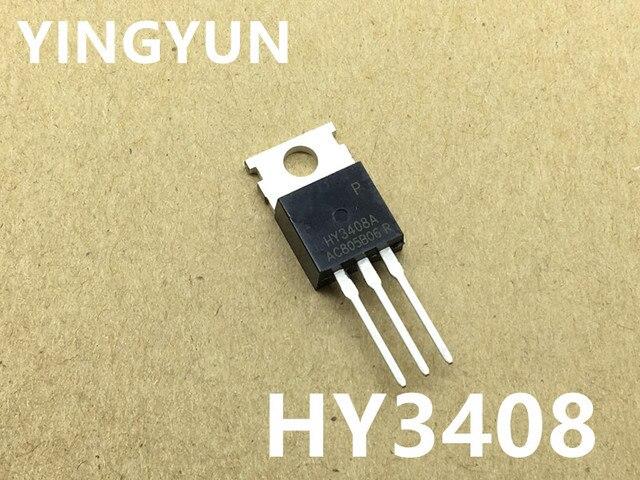 משלוח חינם 20 יח\חבילה HY3408AP HY3408A HY3408 כדי 220 85V140A חדש מקורי