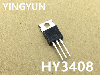 Free Shipping  20pcs/lot  HY3408AP HY3408A HY3408 TO-220 85V140A   new original free shipping 20pcs l7805c2t l7805 to 263