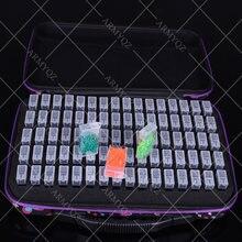 2020 Новинка 80 бутылок коробка для алмазной живописи ящик хранения