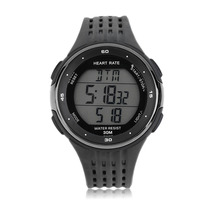 Multi-Functional Smart Watches Pedometer Heart Rate Monitor Calories Counter Fitness Tracker Outdoor Men 's Sports Watch fashion watches fitness 3d pedometer calories counter sport clock pulse heart rate monitor wholesalef3