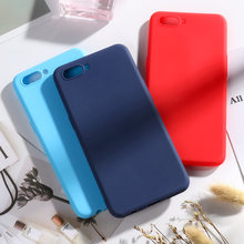 6.2'' For Oppo A3S Case OppoA3S Candy Color Soft Silicon TPU Back Cover For OPPO A5 OPPOA5 Cases A 3S A3 S ax5s Cover Fundas(China)