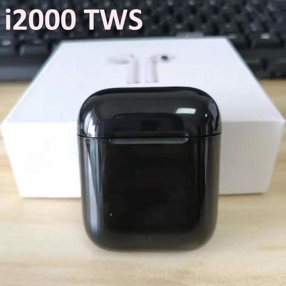 I2000 Tws Air Pop-up 1:1 réplique écouteurs Bluetooth sans fil écouteurs capteur intelligent PK Tws i30 i60 i80 i200 i500 i800 i1000 TWS