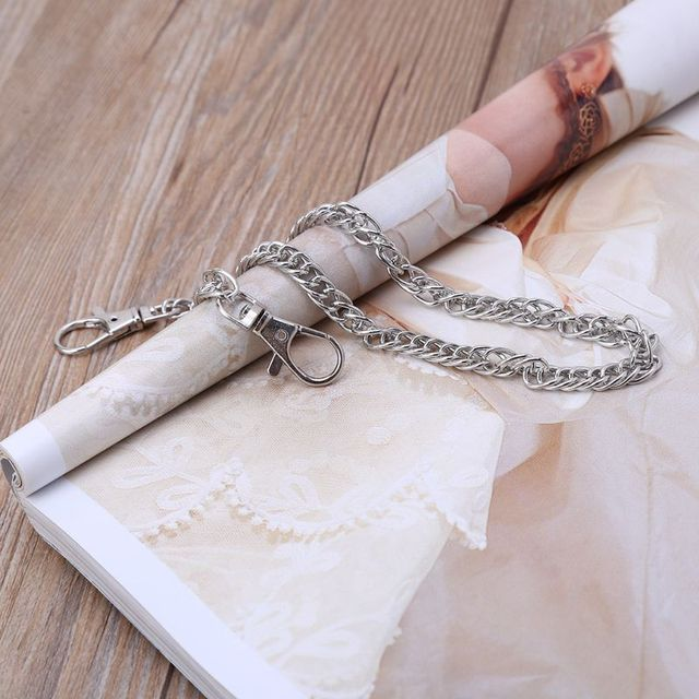 New High Quality Purse Handbags Shoulder Strap Chain Bags Replacement Handle 40JE 5