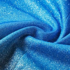Image 5 - PYJTRL New Mens Artistry Gradient Color Shiny Sky Blue Blazer Night Club Stage Singer Prom Dress Suit Jacket Wedding Costume