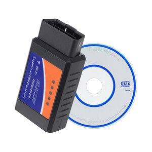 Image 5 - ELM327 V 1,5 Bluetooth/Wifi OBD2 scanner v 1,5 Ulme 327 PIC18F25K80 Auto Diagnose Werkzeug OBDII für Android/IOS/PC/Tablet PK ICAR2