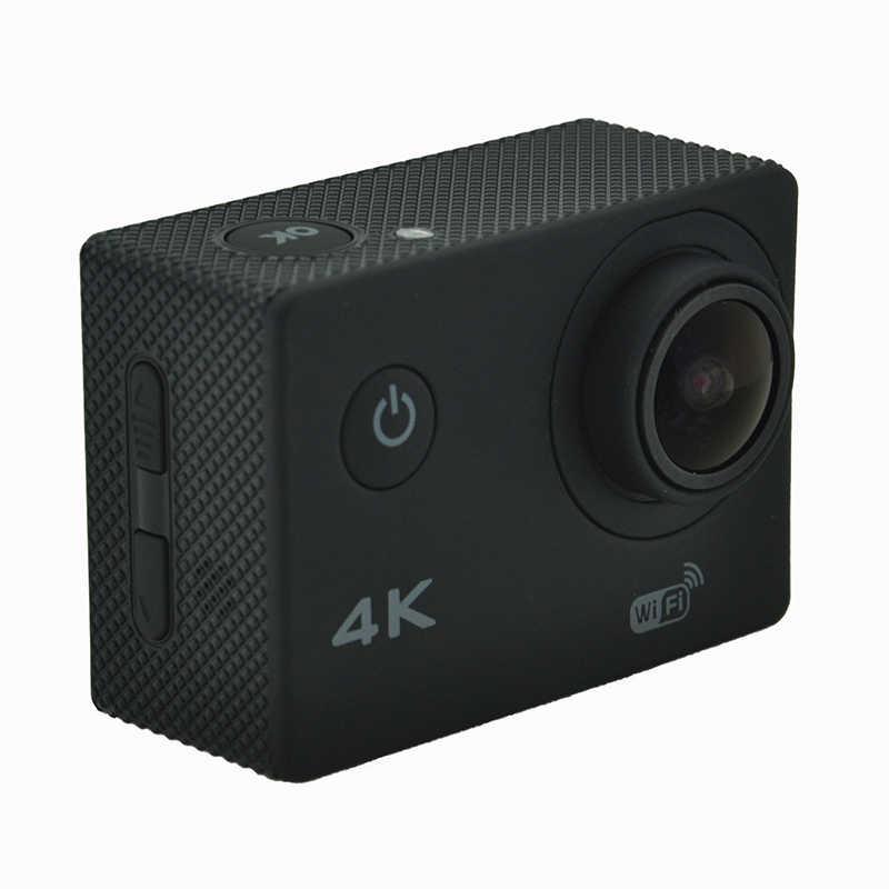 الرياضة عمل كاميرا فيديو 4K مقاوم للماء زاوية رؤية واسعة الدراجة في الهواء الطلق كاميرات DQ-Drop
