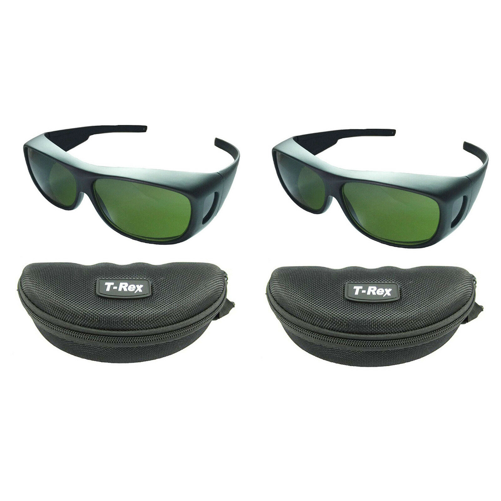 2pcs IPL CE 200nm-2000nm Laser Protection Safety Goggles Glasses OD5+ CE UV400