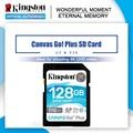 NEW Kingston SD Karte 64gb 128gb Speicher Karte 256gb 512gb Flash Karte für DSLRs, spiegellose Kameras und 4K Video Produktion