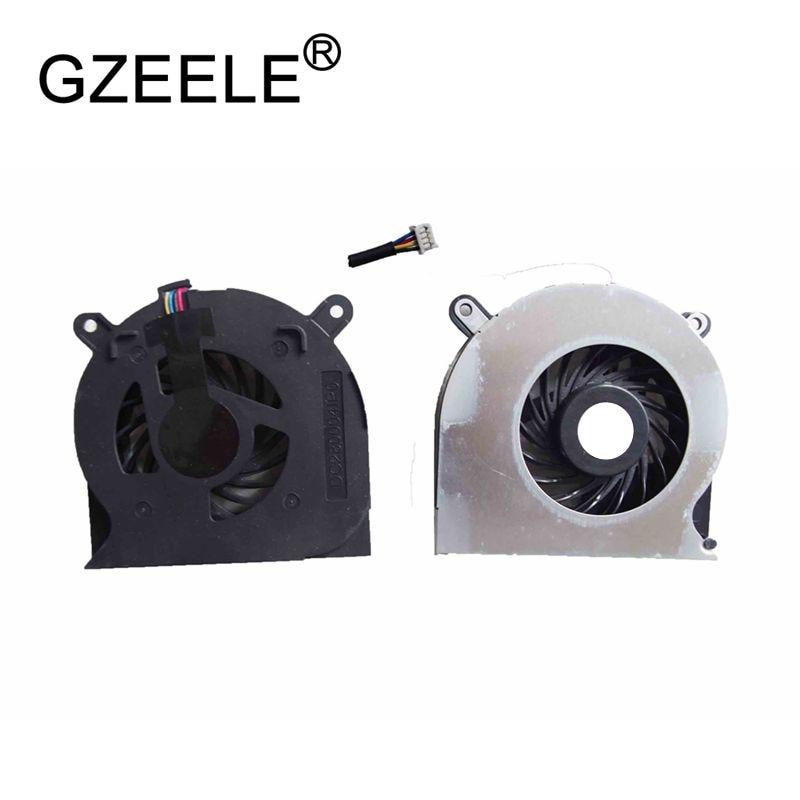 GZEELE новый вентилятор охлаждения процессора для Dell Latitude E6400 E6410 Series 04H1RR DC280007TFL