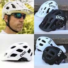 Poc raceday tectal spin capacete de estrada ciclismo eps das mulheres dos homens ultraleve mtb mountain bike conforto segurança mtb capacete