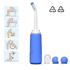 Handheld Washing Pregnant Home Sprayer Bidet Portable Long Nozzle Accurate Baby Large Capacity Toilet Travel Personal Cleaner