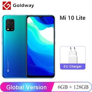 Global Version Xiaomi Mi 10 Lite 5G 6GB 128GB Smartphone Snapdragon 765G Octa Core 48MP AI Quad Cameras 6.57