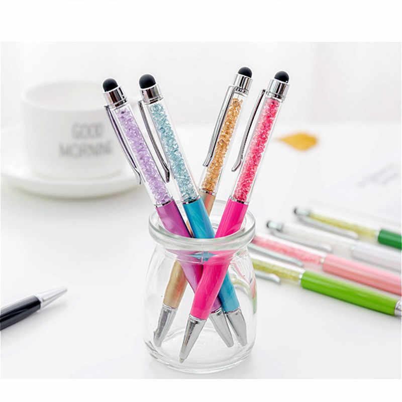 色 1 個結晶塗装ブラシ水彩ゲルインク用学習画アートペイントブラシ用品