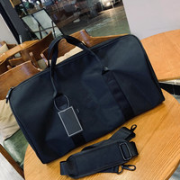 Luxus Marke Frauen Männer Reisetasche Handtasche Strand Schulter Tasche Umhängetasche Nylon Große Kapazität Mode Paare Duffel Paket