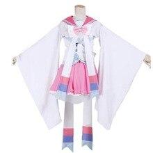2016 Pocket Monster Digimon Sylveon Cosplay costume Anime custom any size