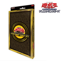 Yu-Gi-Oh Korean Version LGB1 Legendary Gold Gift Box Set PGR Blue Eyes White Dragon Real Red Eyes Black Dragon Collection Card