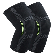Sports-Kneepad Protect Training-Knee Support Brace Volleyball Breathable High-Elastic