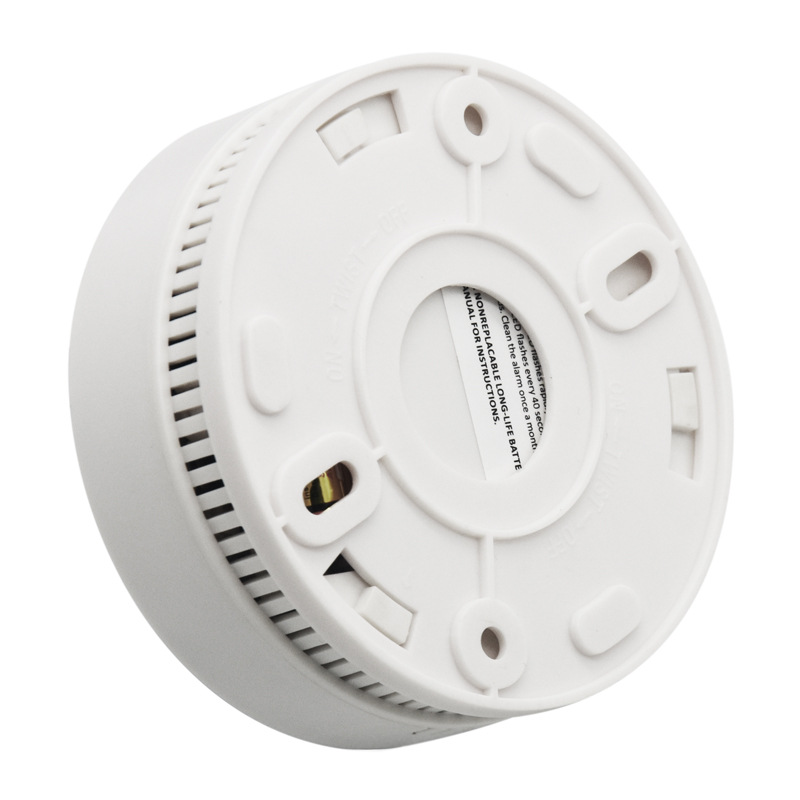 Smoke Alarm Detector Fire Alarm System 6