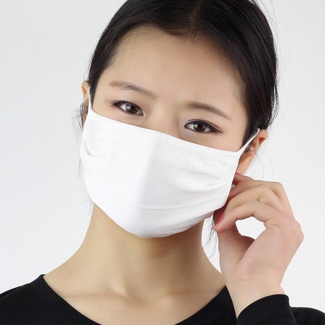 5Pcs 3 Layer Mask maska antywirusowa ffp3 mask for flu