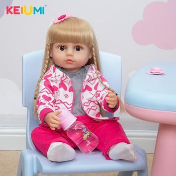 Кукла-младенец KEIUMI 22D106-C492-H67-S24 4