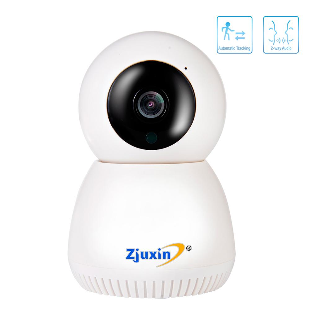 <font><b>1080P</b></font>/3MP/5MP PTZ Wireless Mini <font><b>IP</b></font> Camera automatic tracking Infrared Night Vision Home Security Surveillance <font><b>Wifi</b></font> AI Camera image