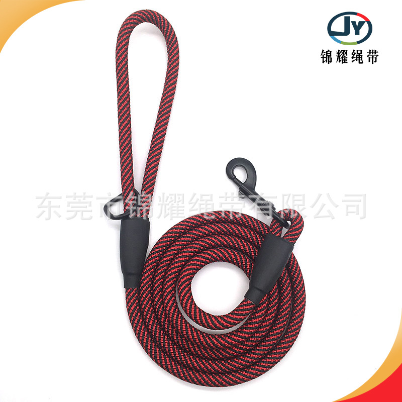 High Quality High Quality Nylon Traction Belt Dog Rope Round Rope Hand Holding Rope