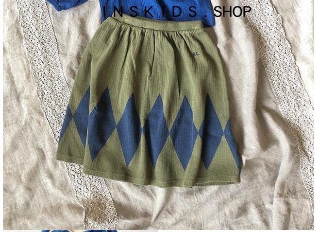 Baby Toddler Children Clothing School Plaid Girls Skirt Bottoming Princess Pleated Skirts Kids Short SKirt Children Clothes 3