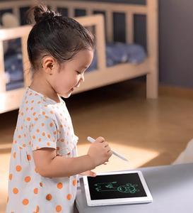 Image 4 - Xiaomi Tableta de escritura LCD Original Mijia con bolígrafo Digital, dibujo electrónico, escritura a mano, tablero gráfico de mensajes, nuevo