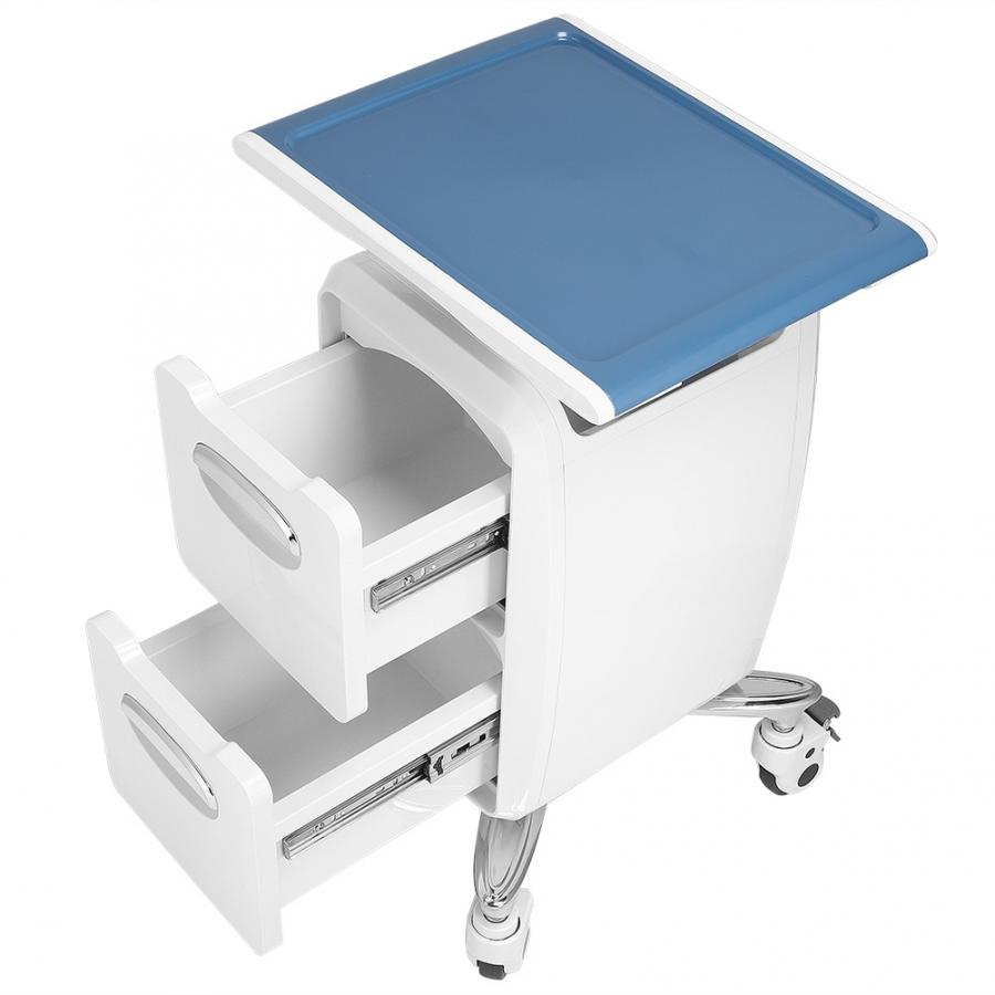 Multifunctional Stable Beauty Salon Trolley Multi-Layer Movable Beauty Instrument Cart Tool Holder Stand