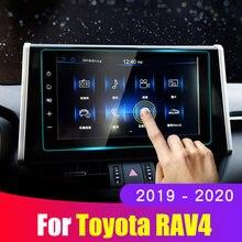 Защитная пленка для автомобильного экрана toyota rav4 2019 2020