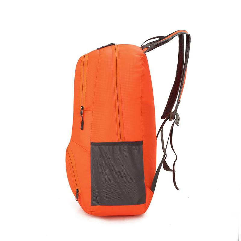 Outdoor Folding Bag Customizable Every Logo Backpack Men And Women Waterproof Gymnastic Valise 25L