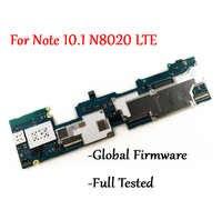 Getestet Volle Arbeit Entsperren Motherboard Für Samsung Galaxy Note 10,1 N8020 LTE Logic Circuit Elektronische Panel Von der Ursprünglichen Telefon