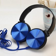 MDR-XB450 Gaming Headphones Game Headset Soft Earmuffs Noise