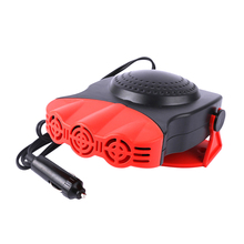12V 150W Car Vehicle Heating Fan With 3 Air Outlets Windscreen Window Demister Defroster Protable Auto Van Heater