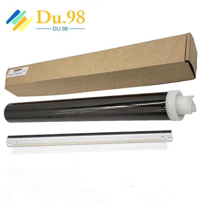 1*DK-3130 Drum Wiper Blade+OPC Drum For Kyocera FS2100 FS4100 FS4200 M3550 M3560 P3045 P3050 P3055 P3060 M3040 Cleaning Blade