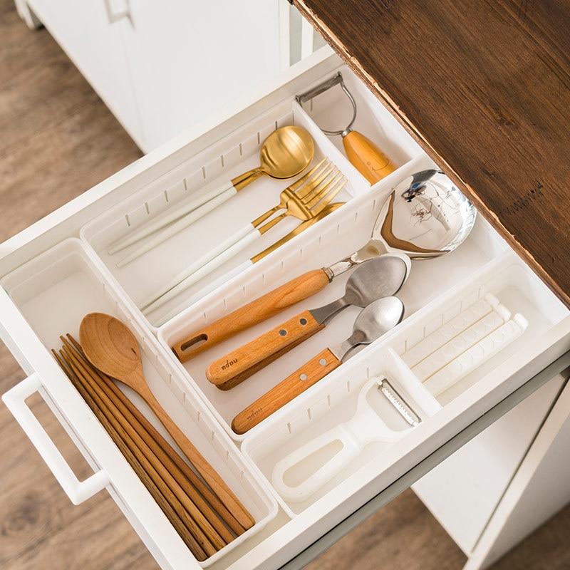 226.76руб. 25% СКИДКА|Домашний японский кухонный сортировочный выдвижной ящик для хранения, настольный пластиковый разделительный ящик для хранения мусора|Ящики и баки для хранения| |  - AliExpress