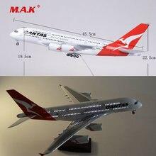 В наличии 1/160 масштаб самолета 46 см пассажирский самолет